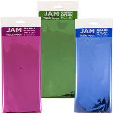 mylar tissue paper tissue paper jam paper