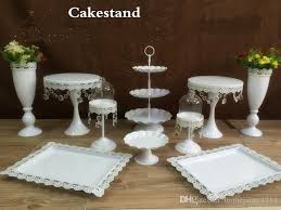 cake stand wedding 2016 new hot sale snow white wedding cake stand wedding