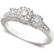 Macys Wedding Rings by Prestige Unity Diamond Ring 14k White From Macys Epic Wishlist