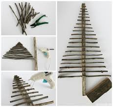 twig christmas tree easy decorative twig christmas tree christmas decor