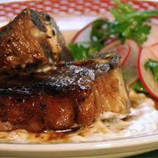 grilled lamb chops with tzatziki sauce tzatziki sauce the o
