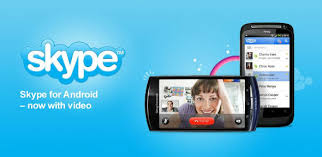 skype for android tablet apk skype for android with chat official for some unofficially