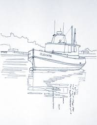 25 unique boat drawing ideas on pinterest ink drawings ink art