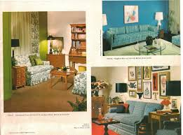 15 pages of brady bunch house colors 1969 retro renovation