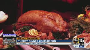 here s the best bargain for pre cooked thanksgiving meals