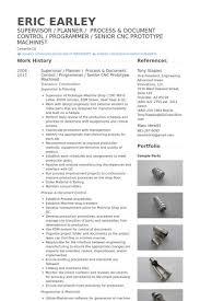 machinist sample resume machinist resume