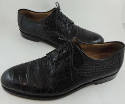 new polo ralph lauren mens shoes cognac alligator crocodile