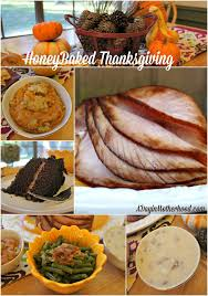thanksgiving dinner with ease 500 honeybaked ham giveaway