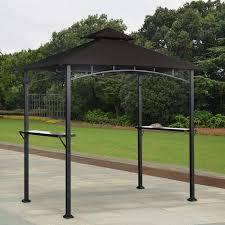 Bbq Gazebo Walmart by Ideas Wondrous Grill Gazebo Walmart With Stylish Design For