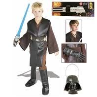Anakin Skywalker Halloween Costume Deluxe Complete Costumes Star Wars Costumes Kids Halloween Costumes