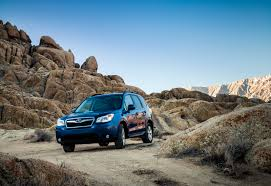 subaru forester xt off road 2016 subaru forester starts from 22 395 gets starlink safety