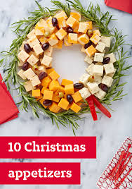 10 christmas appetizer recipes u2013 planning the christmas dinner
