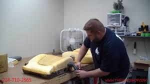 dodge dakota seat foam restoring your foam cushion a steamer
