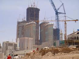 al bait estructuras y edificios mas altos del mundo en 2015 abraj al bait