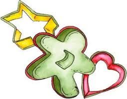 christmas cookie cutter clipart clip art library