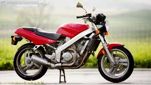 honda hawk gt born before its time motorcycle usa