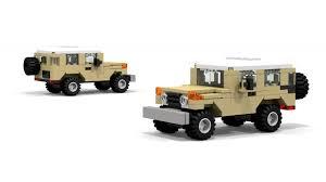 land cruiser user manual lego toyota fj40 instructions youtube