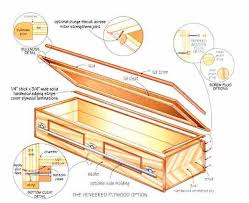 how to build a coffin learn how to build a handmade casket earth news