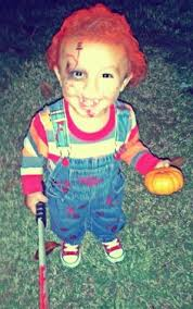 Halloween Costumes Baby Boy Chucky Baby Costume Costume Works Halloween Costume Contest