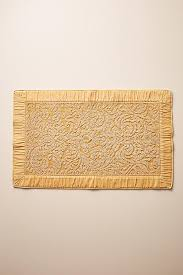 Damask Bath Rug French Style Bathroom Rugs Classic And Parisian Or French Country