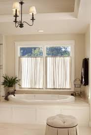 Modern Bathroom Window Curtains Bathroom Window Curtains Brown Home Design Ideas What Style
