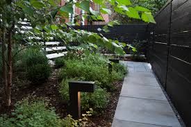 landscape makeover and landscape lighting wicker park chicago