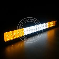 orange led light bar amber led light bar dot approved led light bar white yellow dual