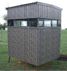 Sliding Deer Blind Windows Last Stand Deer Blinds