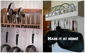 Cabinet Door Pot Lid Organizer Rack For Pot Lids 77 Fascinating Ideas On Cabinet Door Pot Lid