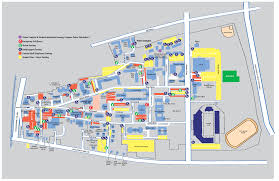 Washington University Campus Map by Cnrt Home