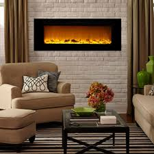 Most Realistic Electric Fireplace Touchstone 80011 Sideline 60 Recessed Electric Fireplace 60