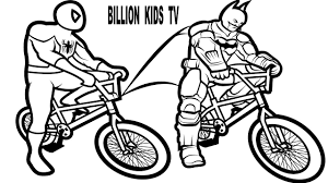 superhero colors bmx w spiderman coloring pages coloring book to