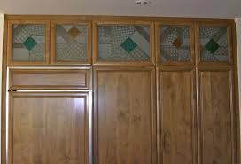 Glass Inserts For Kitchen Cabinet Doors Cabinet Glass Sans Soucie Art Glass