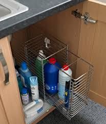 best under kitchen sink pull out storage photos home design