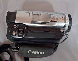 canon optura 50 minidv camcorder w 10x optical zoom case manual
