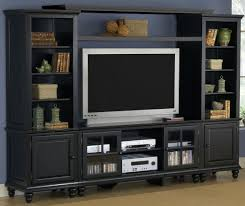 nice ideas black entertainment center wall unit inspiring idea 30