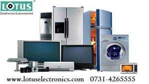 buy latest home appliances online at lotus electronics store in