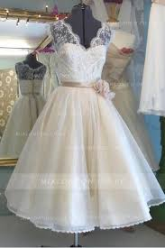 amazing tea length wedding dresses u0026 ball gowns to have a lovely
