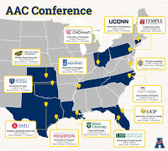 aac map 5 ways moving to the aac will impact wsu