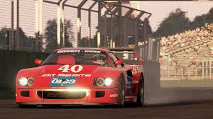 cars ferrari ferrari drifts iconically into project cars 2 videogamer com