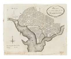 Map Of Washington Dc by The Foundation Of A Capital Early Maps Of Washington D C Swann