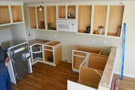 How To Build Kitchen Cabinets From Scratch Diy Ing A Laminate Countertop Ana White Woodworking Projects