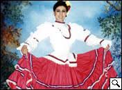 traje del sanjuanero huilense mujer y hombre para colorear documento sin título