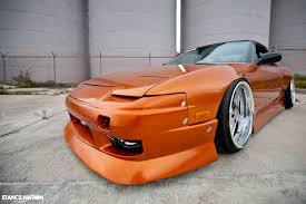 nissan orange we