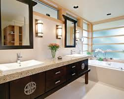 Recycled Glass Counters Top  Best Granite Bathroom Ideas On - Bathroom countertop design