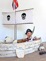 Pirate Ship Bed Frame 25 Diy Playhouses