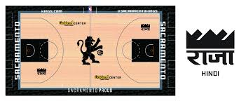 sacramento kings debut new alternative court colorway with
