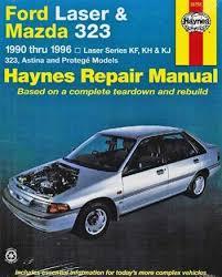 ford laser mazda 323 1990 1996 service repair manual pdf