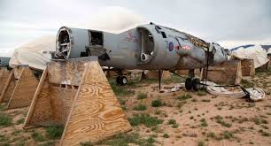 this scrapyard contains the world u0027s second largest air force vice