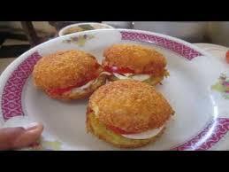 cara membuat donat isi ayam resep donat kentang isi ayam wortel lembut dafa tubehd youtube